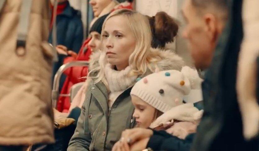 Мережу захопила реклама київського метро