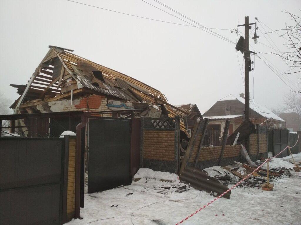 На Харківщині прогримів вибух: є постраждалі