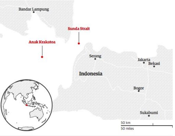 Индонезию накрыло страшное стихийное бедствие: 281 погибший, более 1000 пострадавших