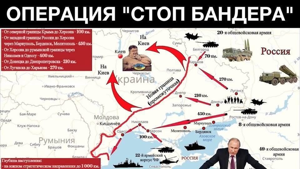 Паніка в Росії: три сценарії для наступу