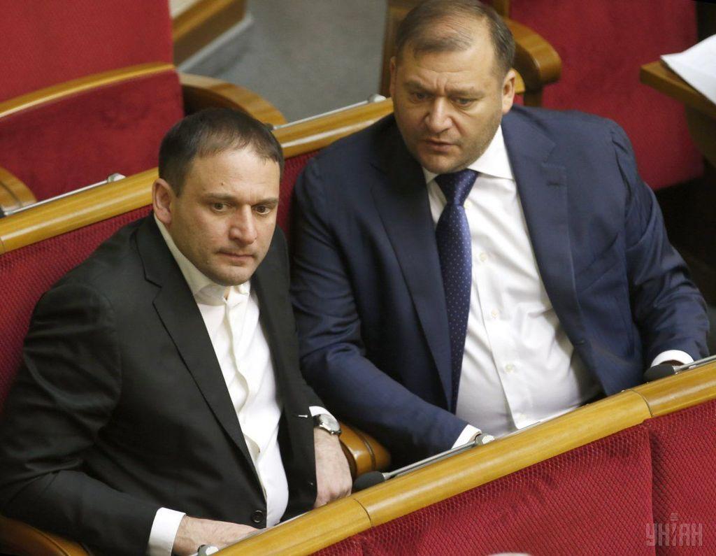 Дмитрий и Михаил Добкины
