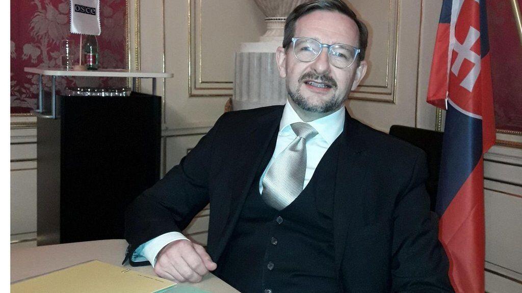 Генеральный секретарь ОБСЕ Томас Гремингер
