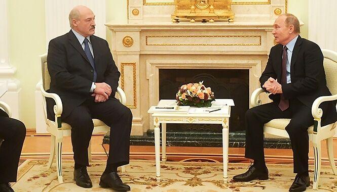 ''Удавка'' для Лукашенко: раскрыт сценарий Путина