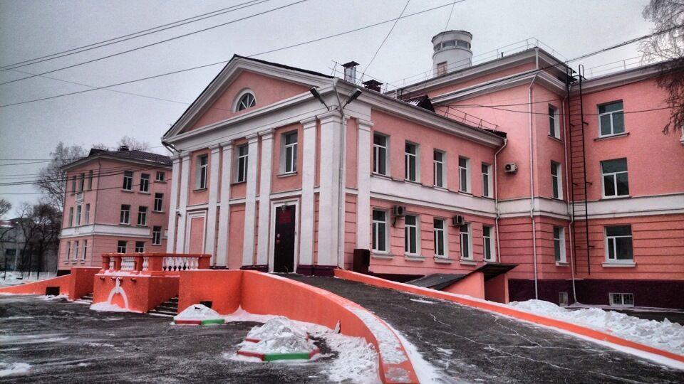 Дитяча обласна лікарня в Благовєщенську