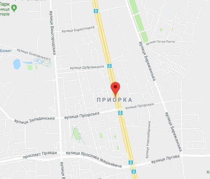 Вулиця Автозаводська