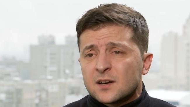 Зеленский высказался о Путине и Донбассе