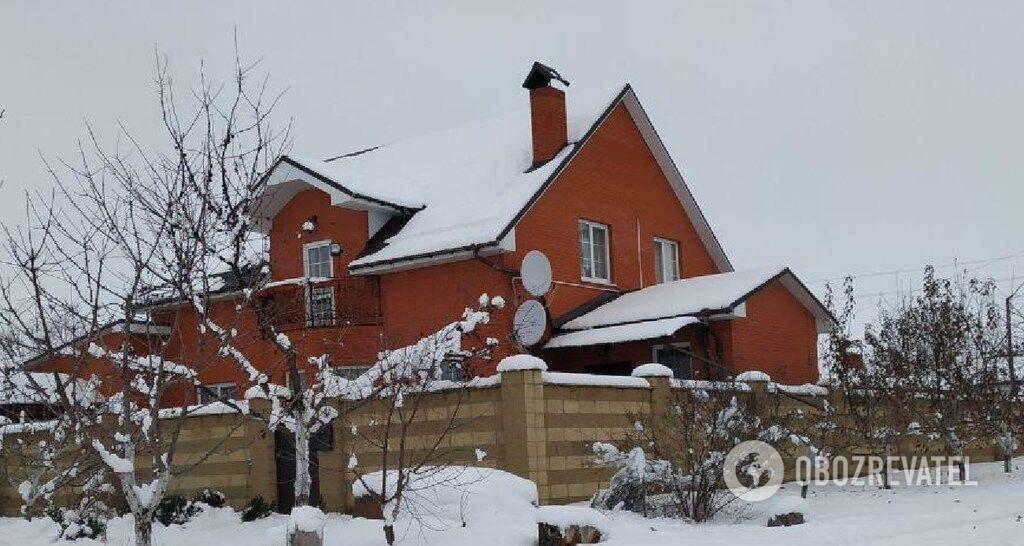 Дом четы Босых