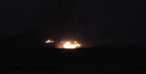 У ЗСУ показали відео боїв із терористами на Донбасі