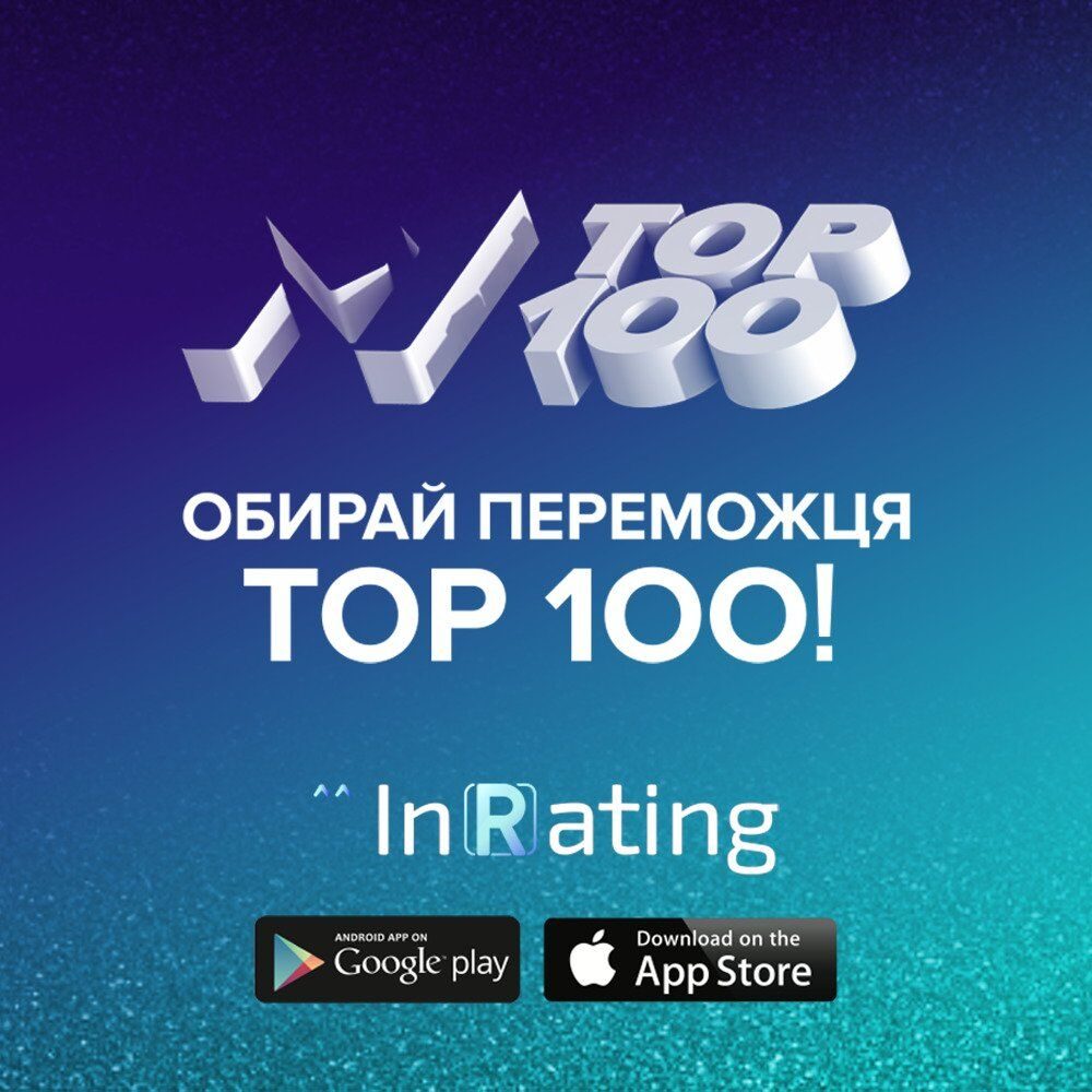 М1 TOP100: выбери главные хиты-2018!