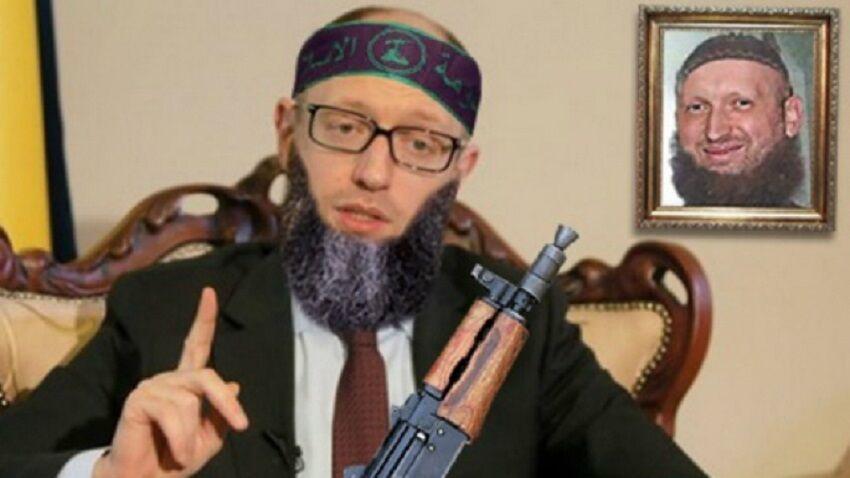 Предновогодние фейки Кремля, или Про страшилку об ИГИЛ в ВСУ