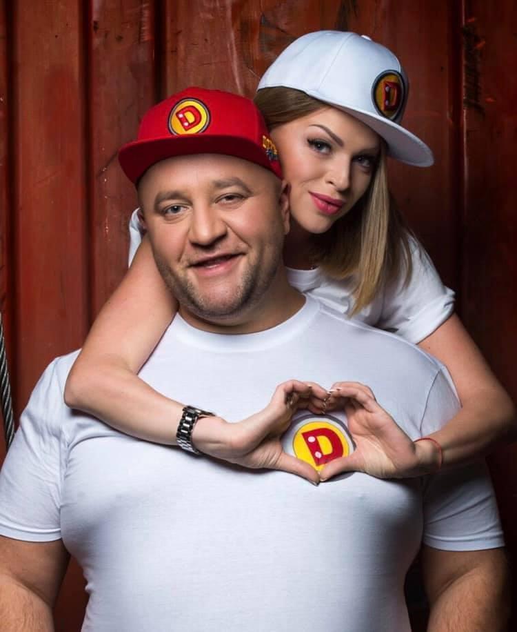 Егор Крутоголов и Яна Глущенко