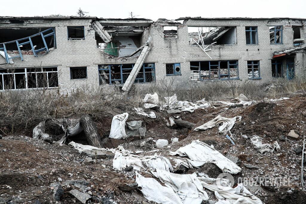 """Серая зона"" Донбасса"