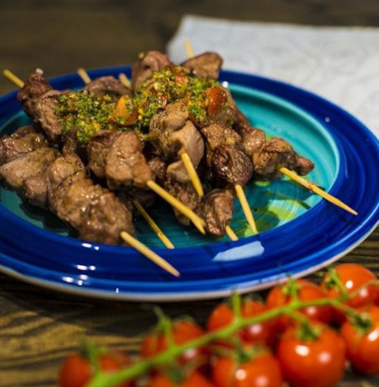 Новый год-2019: оригинальный рецепт шашлыка из говядины