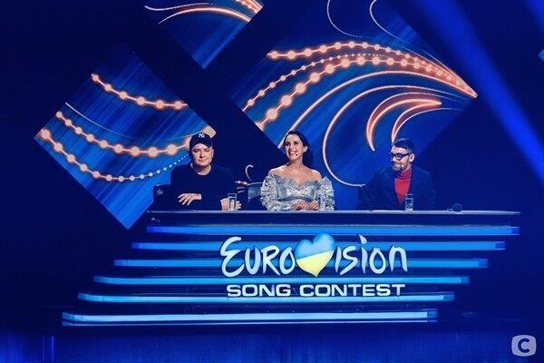 """Нацвідбір на """"Євробачення"""": названі судді"""