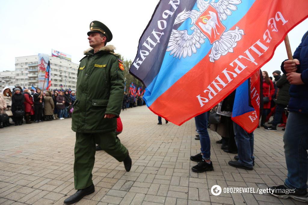 Донбасс так быстро закрычал-пабагатому