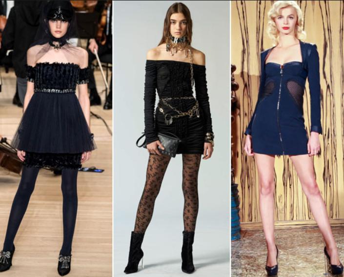 Платья на Новый год-2019: в чем встречать праздник