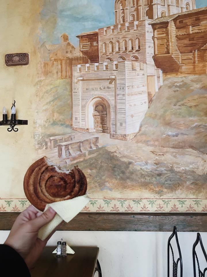 Найстаріша булочна Києва