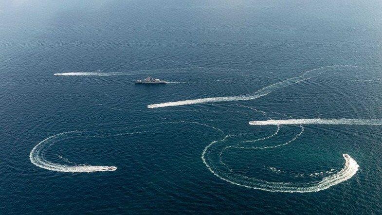 Захоплення українських кораблів ФСБ
