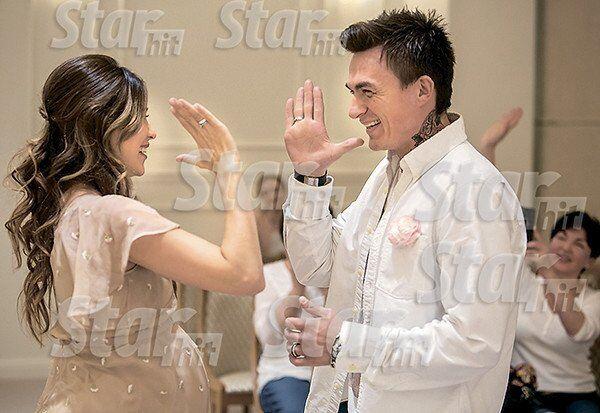 Тодоренко і Топалов розповіли про таємне весілля