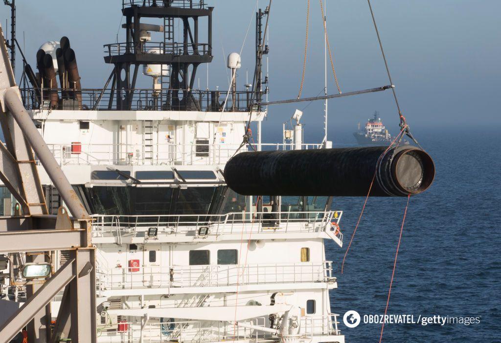 Российскому газопроводу в обход Украины предрекли крах
