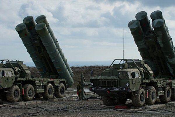 Ракетний комплекс С-400