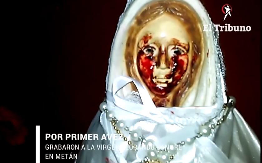 В Аргентині під час молитви трапилося диво: фото і відео явища