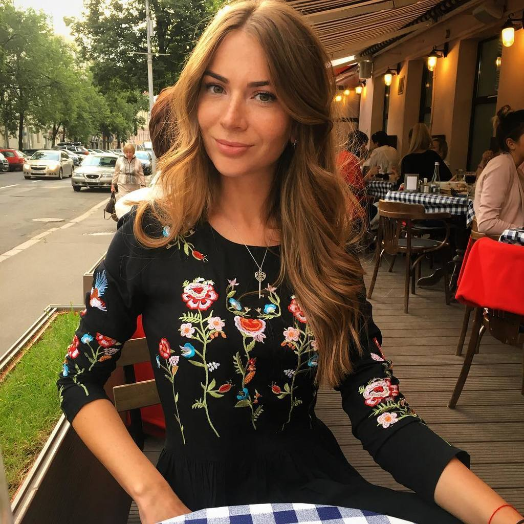 Валерия, подруга Милевского