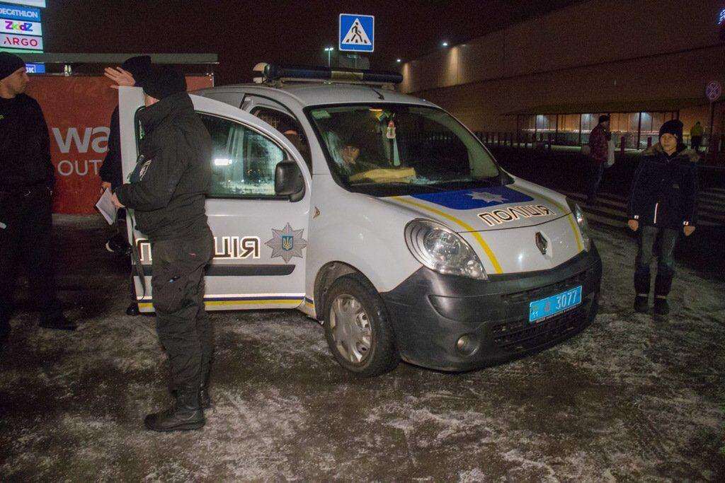 У Києві сталася кривава НП з поліцейським