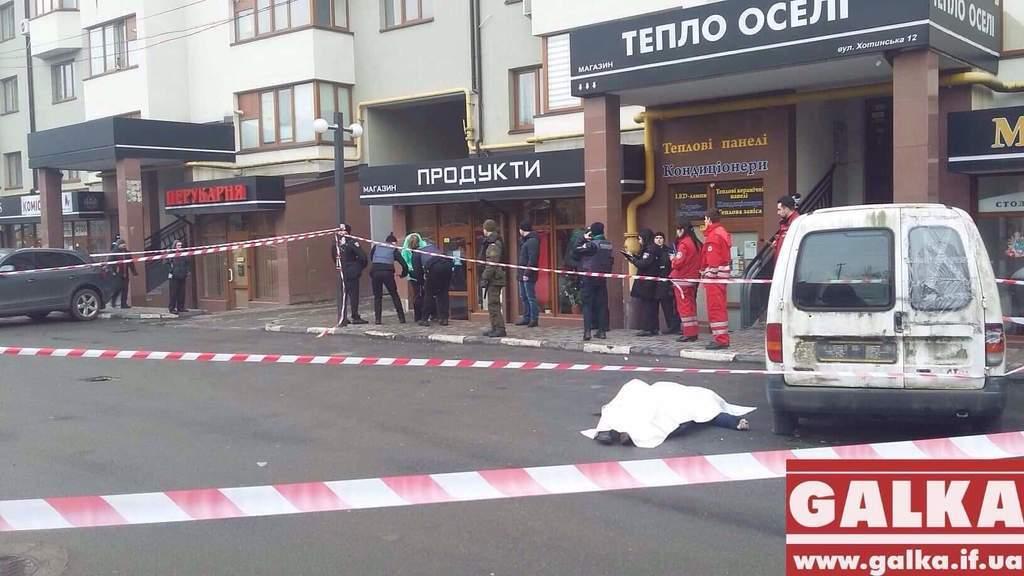 Розстріл кримінального авторитета в Івано-Франківську: нові деталі
