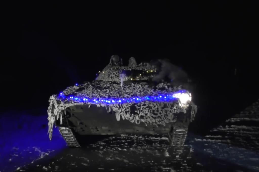 Бойцы ВСУ оригинально поздравили Украину с Новым годом