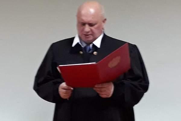 Суддя Віктор Рухмаков