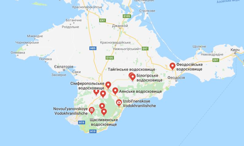 Гірше, ніж 30 років тому: Криму передрекли нове стихійне лихо