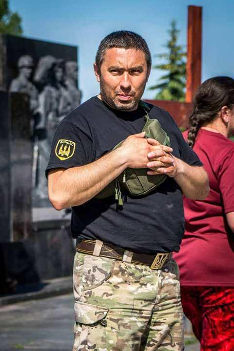 Ролланд Мелия родом из Крыма