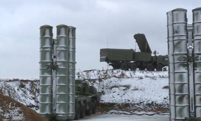 Крим. ЗРК С-400