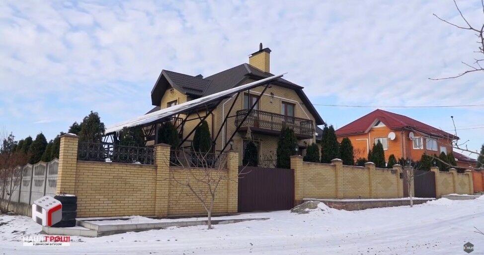 Будинок у передмісті Києва