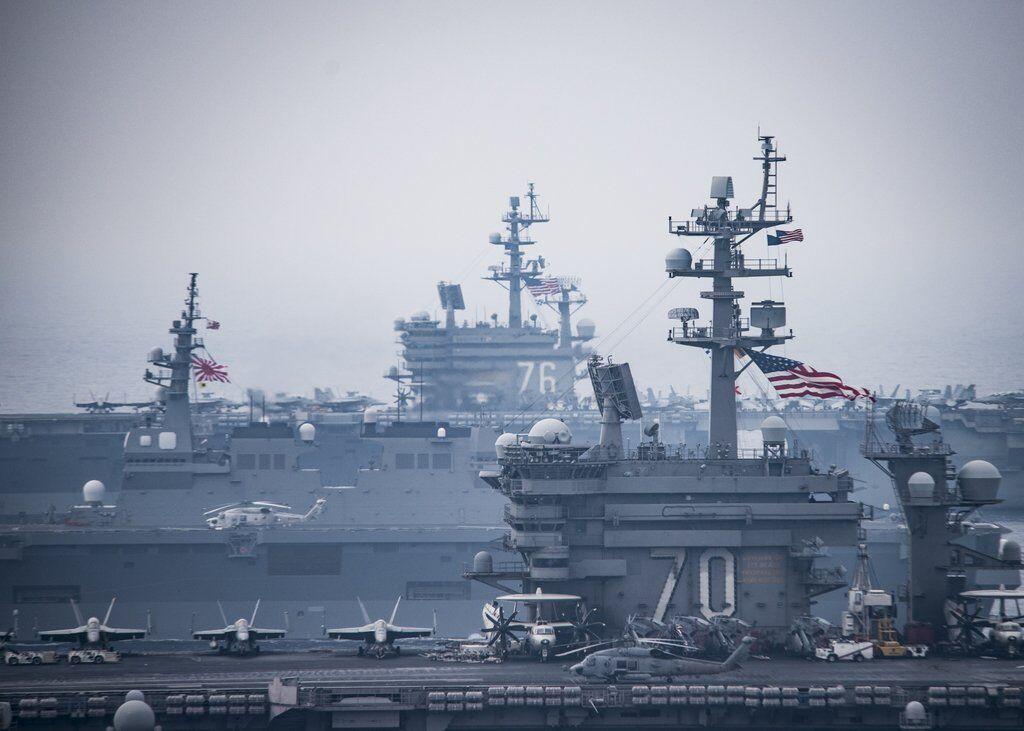 Трамп кинув виклик: есмінець США раптово підійшов до берегів Росії