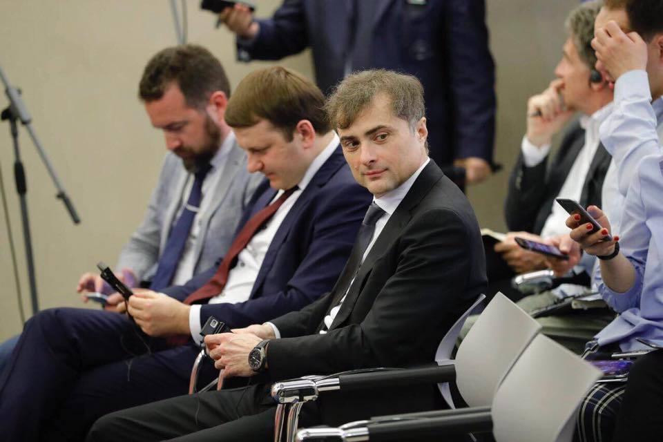 Владислав Сурков в мае 2017 года
