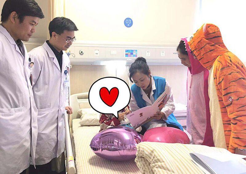 Уникальный случай: у трехлетней девочки нашли рак груди