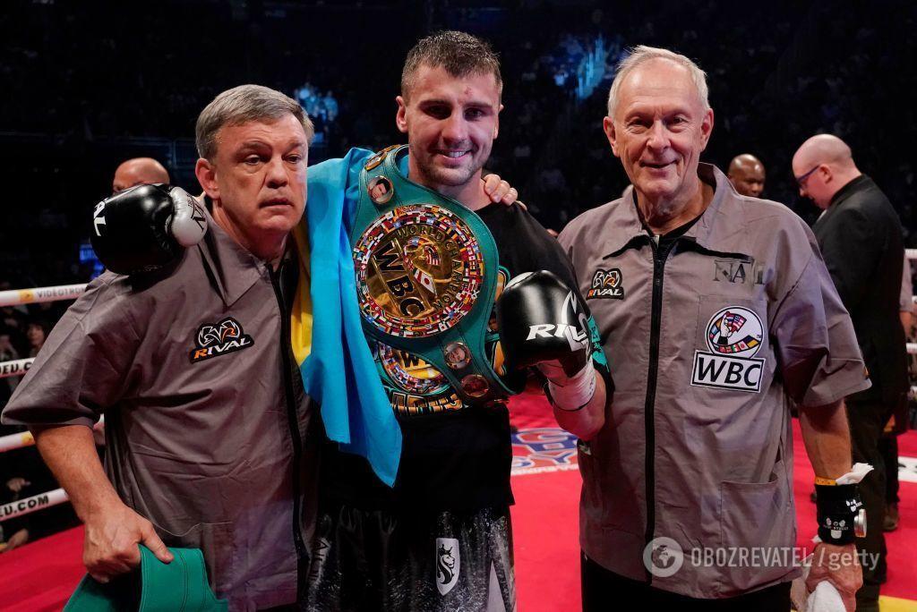 Гвоздик поставив на місце боксера з РФ