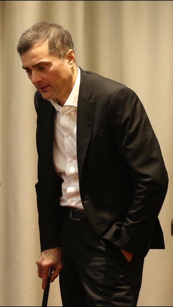 Владислав Сурков в декабре 2018 года