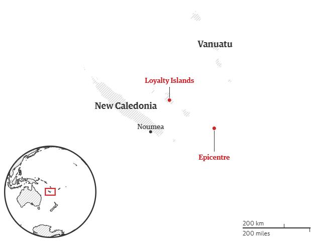 У берегов Франции произошло мощное землетрясение: подробности