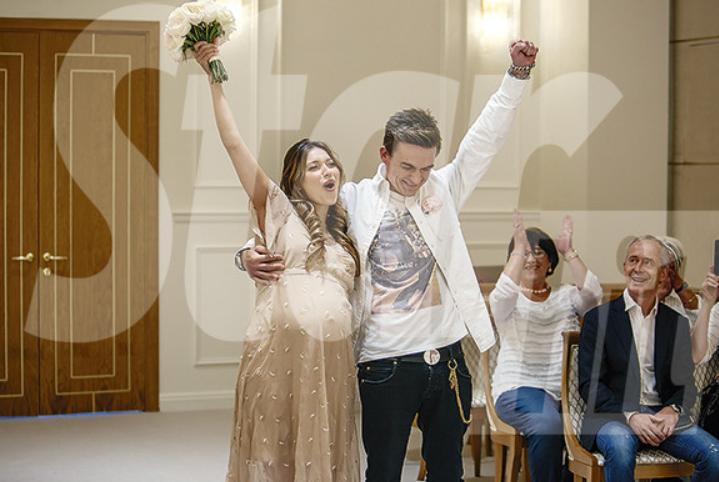 Таємне весілля Тодоренко і Топалова