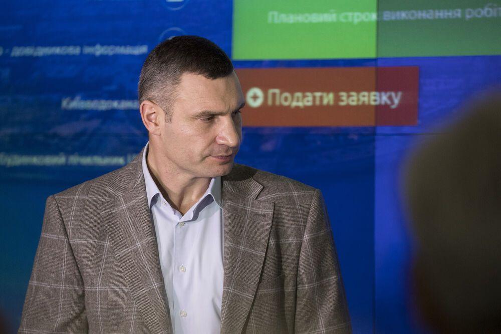Кличко: київські депутати зобов'язані розірвати договір зі скандальним забудовником на Осокорках