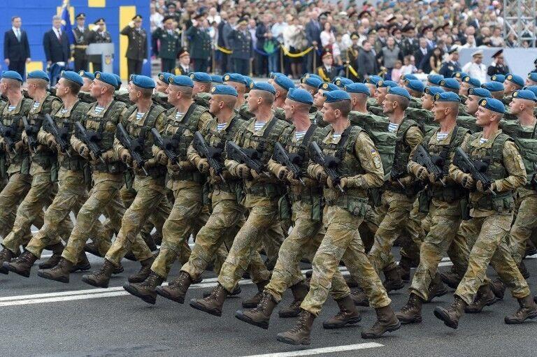 День ВСУ: как украинская армия стала одной из сильнейших в Европе