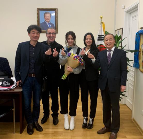 За вагомий внесок: Дорофєєва отримала незвичайну міжнародну нагороду