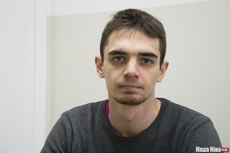 Белорус Виталий Юрченко