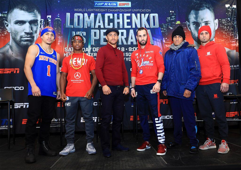 Ломаченко – Педраса: все подробности чемпионского боя