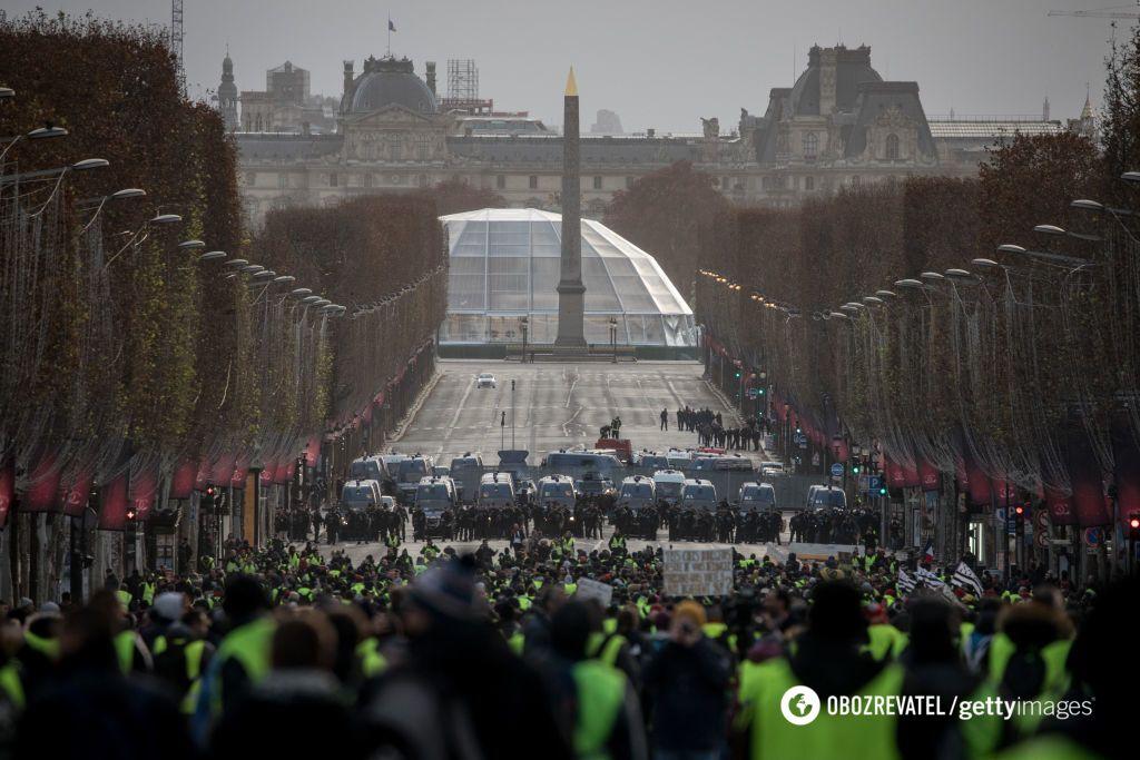 Кремль подрывает национальную безопасность Франции