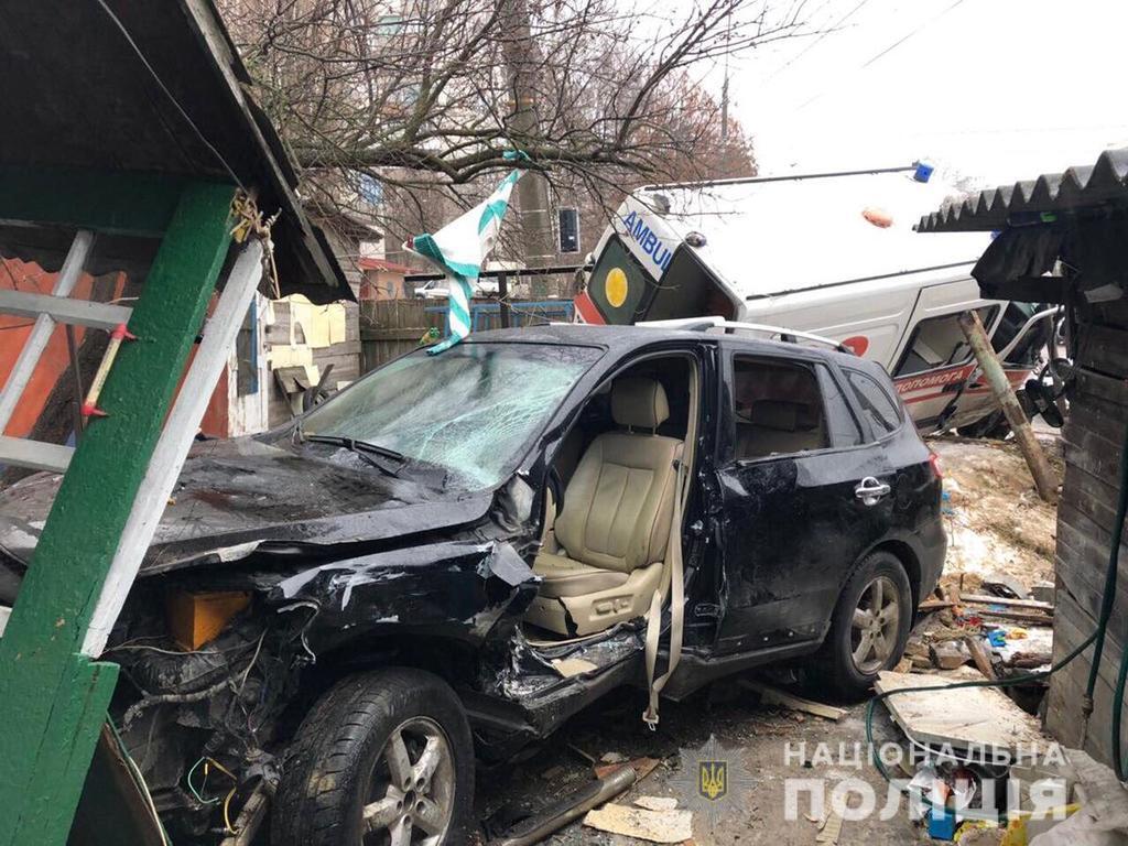 Прокляте перехрестя: деталі жахливої ДТП у Житомирі
