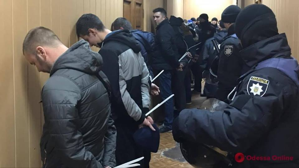 Одесских ультрас жестоко избили за баннер о Путине: в полиции выступили с заявлением